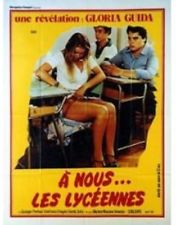 A Nous les lycéennes Adult Movie Video